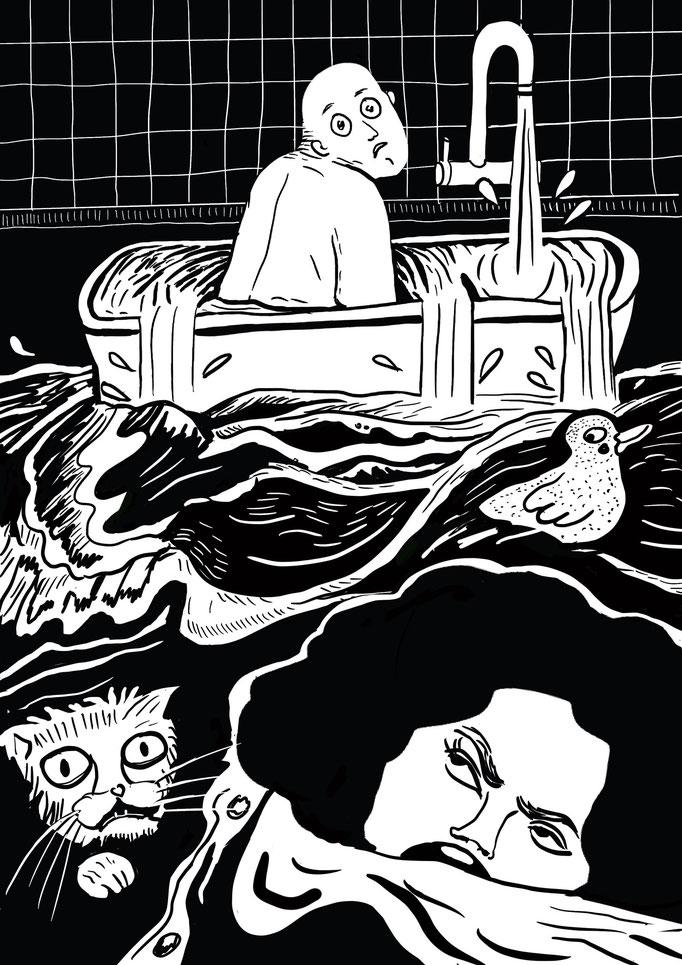 StGB illustriert: Artikel 227: Verursachen einer Überschwemmung oder eines Einsturzes