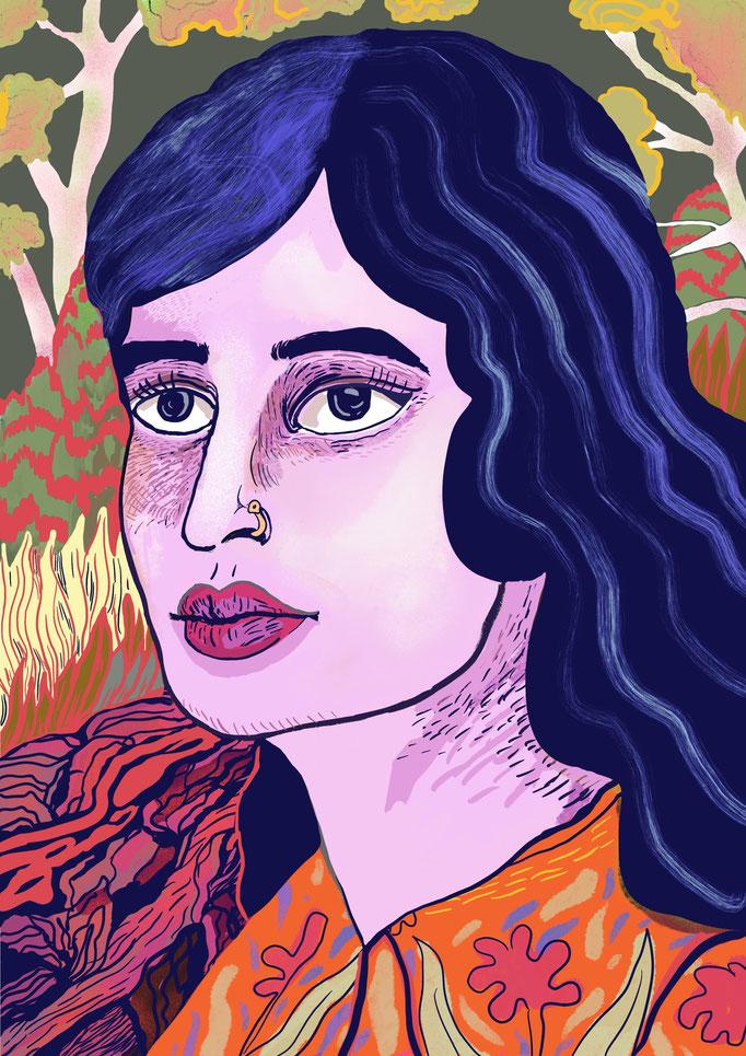 Freie Illustration, 2021