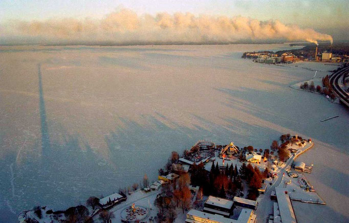 Tampere Lakes Region, Finland, 2003