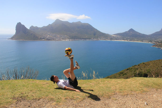 Capetown - Ricardo Rehländer Freestyle Football