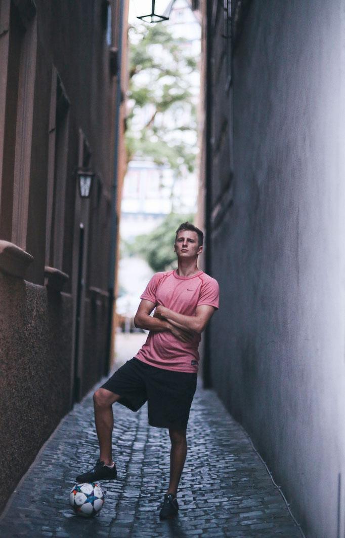Ricardo Rehländer Freestyle Football