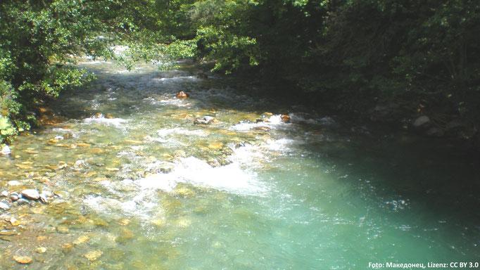 Radika-Oberlauf (Mazedonien)