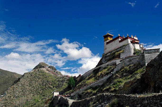 Festung Yumbu Lagang