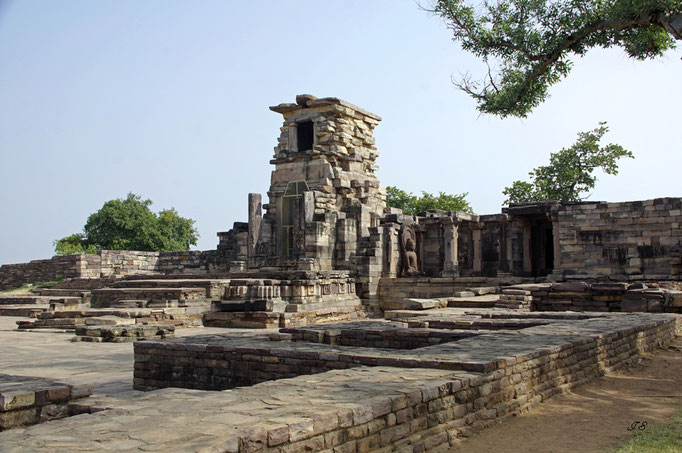 "Ausgrabungsstätte ""Buddhist Monuments at Sanchi"""