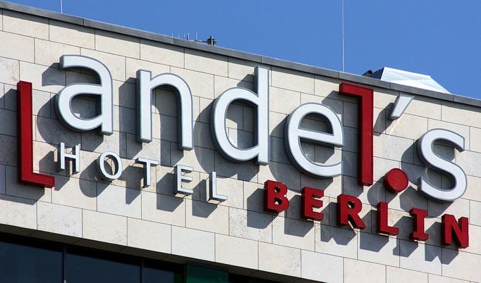 Fassade Hotel andels (copyright: Christian Seidlitz)