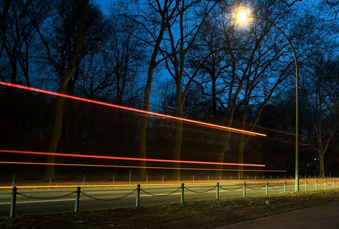 """""""Lichtgeschwindigkeit II"""" (copyright: Christian Seidlitz)"""