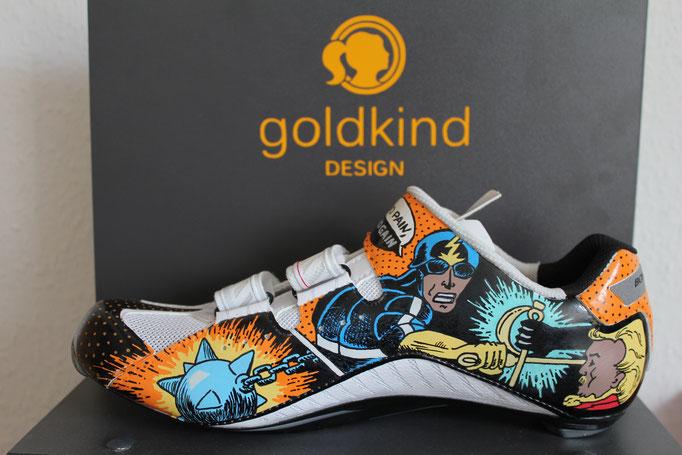 Eurobike 2016, Comic Style, Goldkind Design