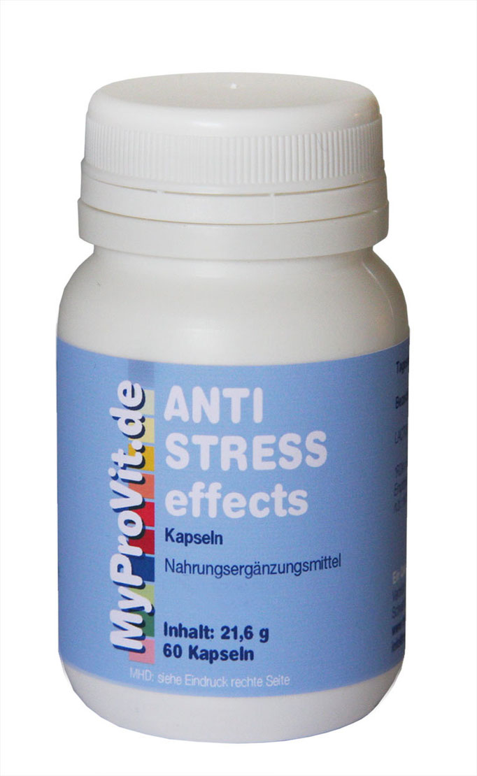 Antistress effects