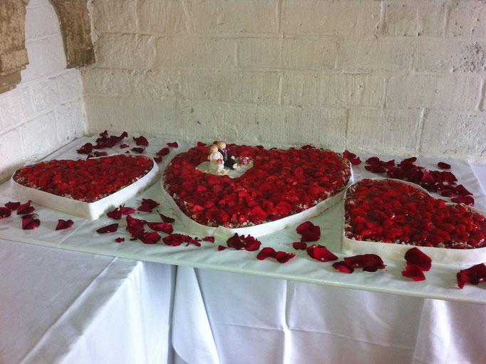Hochzeitstorte Severinstorburg