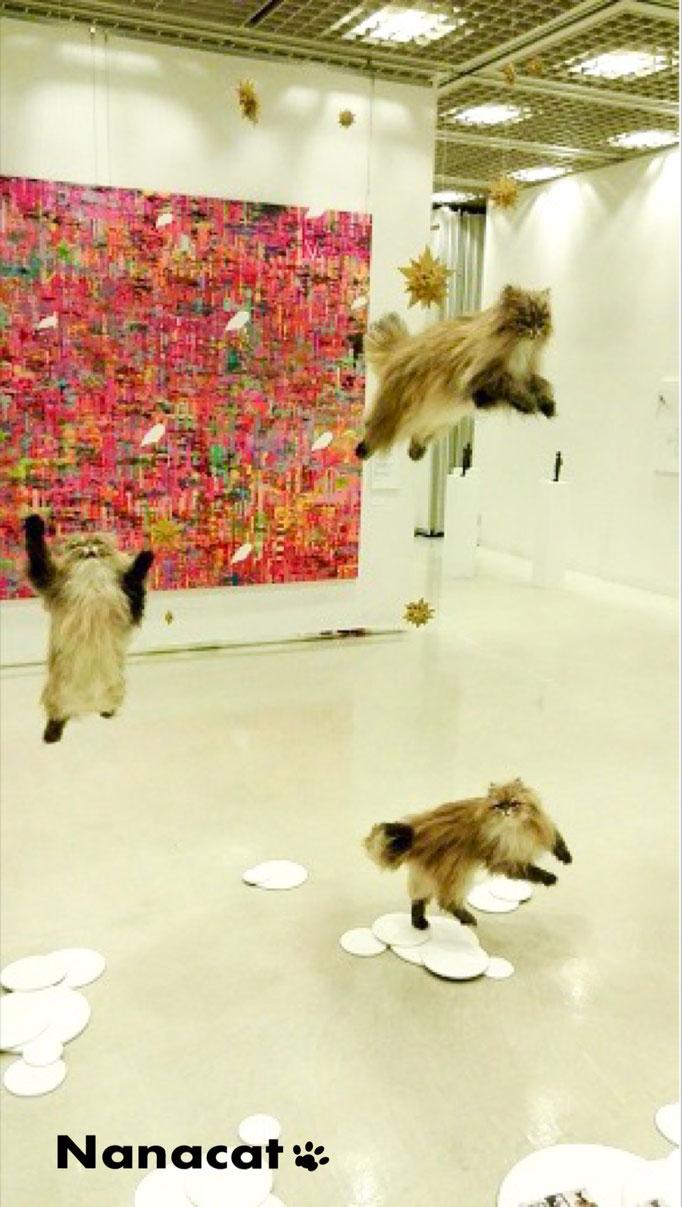 【願い】2018.5 池袋アートギャザリング 『IAG AWARDS 2018』EXHIBITION ギャラリー上り屋敷賞