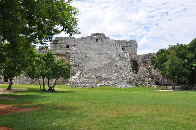 Chichen Itza Mexiko Maya Pyramiden