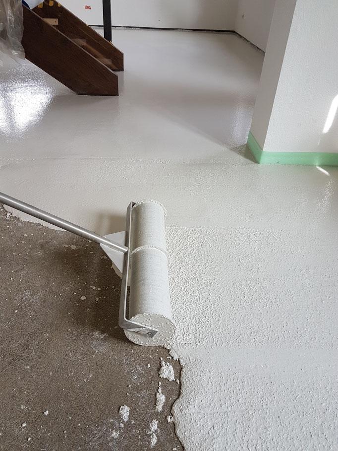 Micro Terrazzo Ardex Pandomo 2016 Krain Design Sichtestrich Salzburg