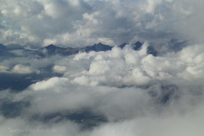 Wolkenmeer/ Dolomiten