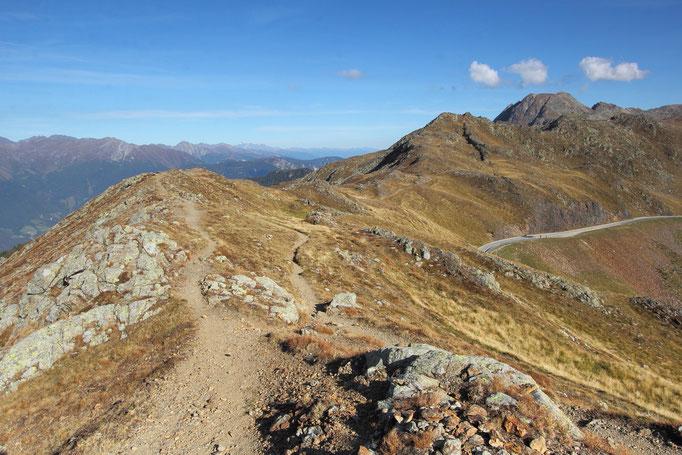Südtirol, Am Penser Joch