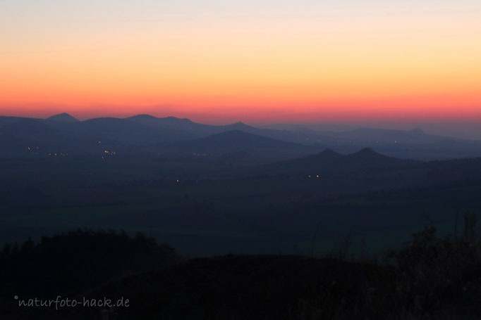 Sonnenaufgang am Rana