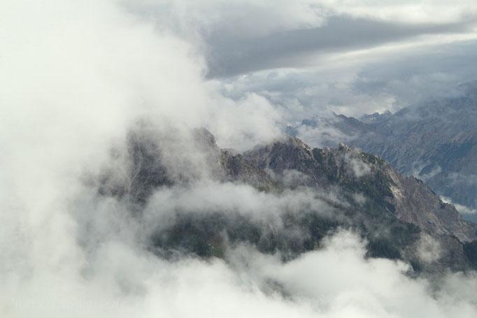 Wetterwechsel/ Dolomiten