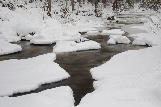 Winterzauber an der Großen Bockau