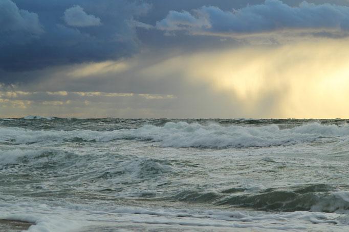 Stürmische Ostsee