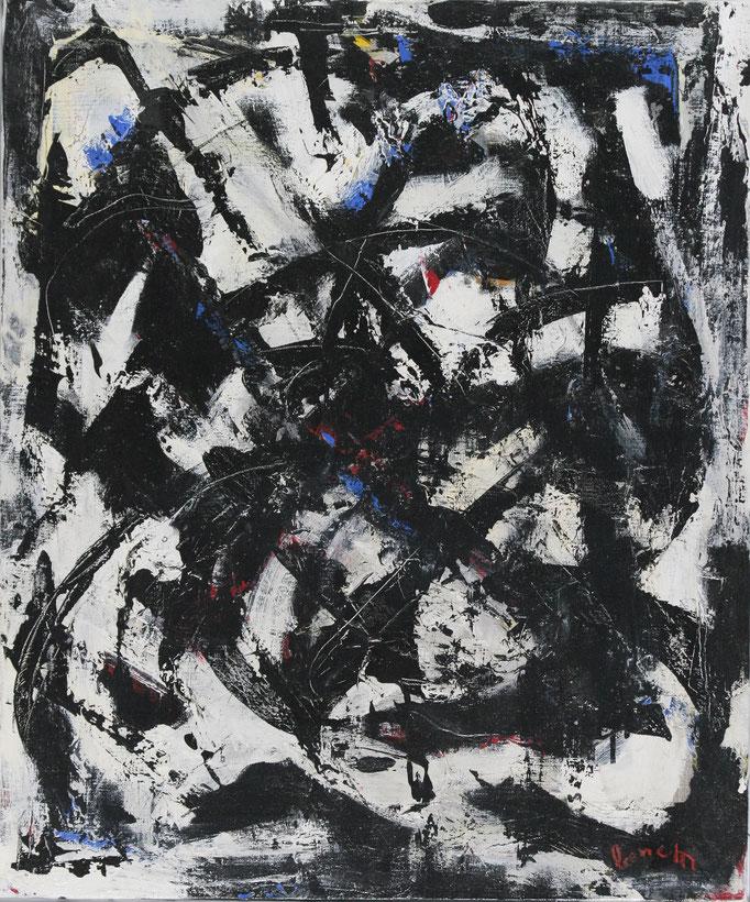 Bianco (2008 - Acrilico su tela - 50x60) Collezione Privata – Milano