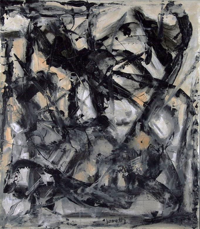 Bianco (2008 - Olio su tela - 70x78)