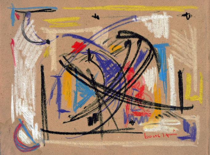 Senza titolo (2012 - Pastelli - 40x30)