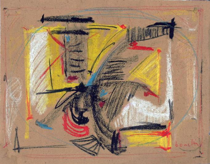 Senza Titolo (2012 - Pastelli - 38,5x30)
