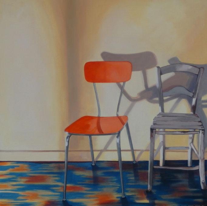 Shadows - cm 60x60 - (sold)