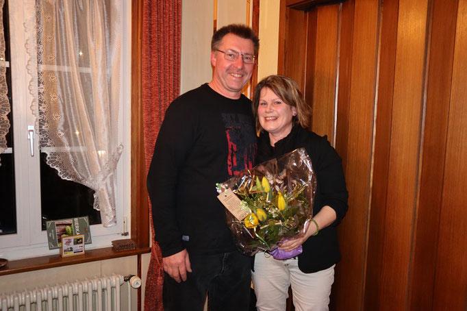 Verabschiedung Irene Clalüna aus dem Vorstand