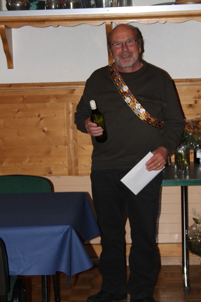 Seit 25 Jahren Leiter: Jakob Kläy.