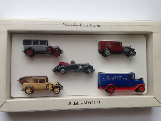 MB Museum 20 Jahre MVC 1991