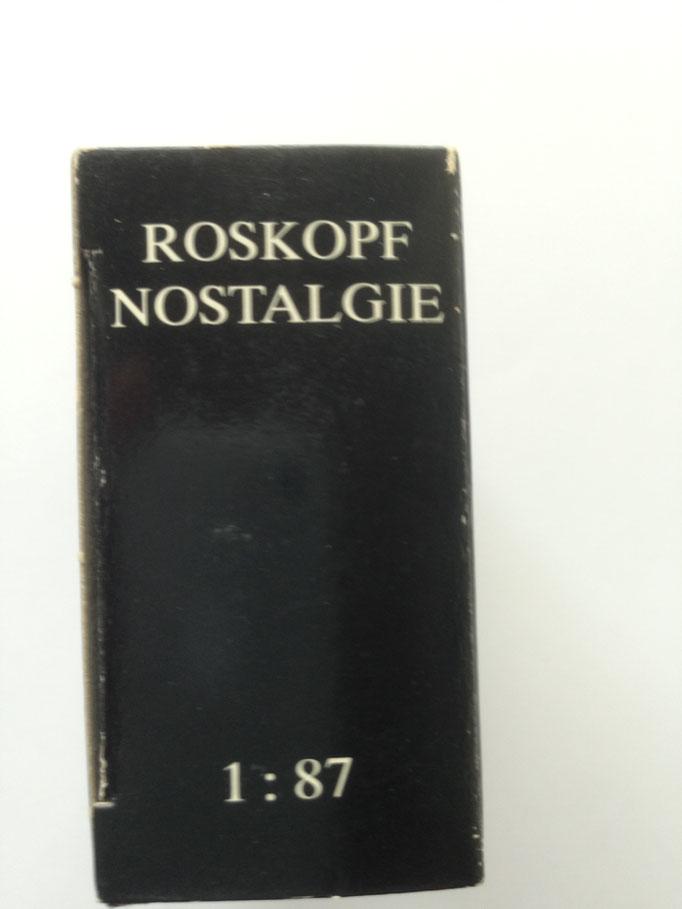 Nostalgie-Serie für MB Museum