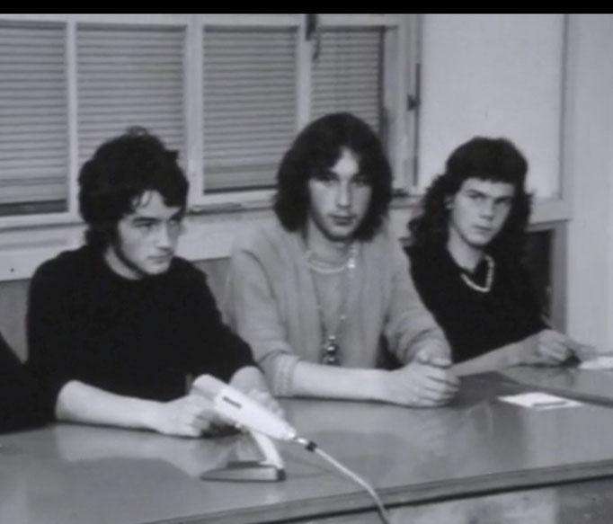 Remo Quadri, Peter Schrembs e Thomas Kümmer