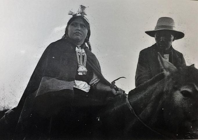 coppia Mapuche