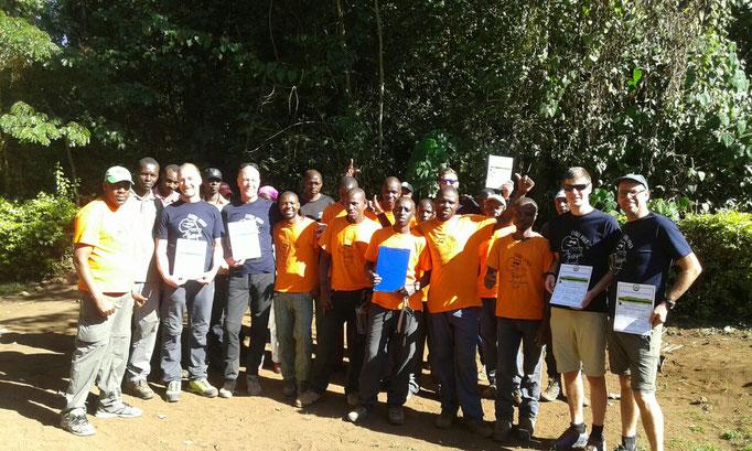 Kilimanjaro besteigen, Detailinfos Kilimanjaro, Auf den Kilimanjaro, Bergtour Kilimanjaro