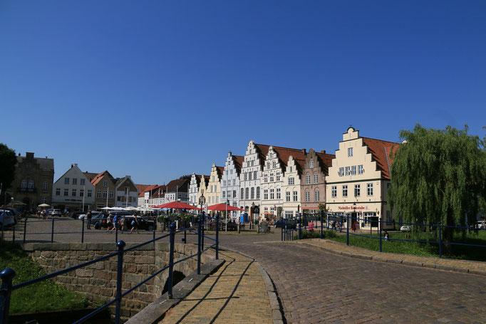 Friedrichstadt - die Holländerstadt