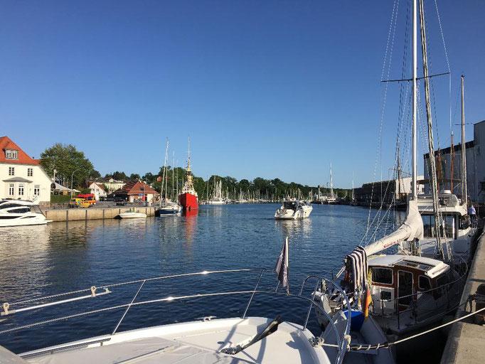 Hafen in Neustadt an der Lübecker Bucht