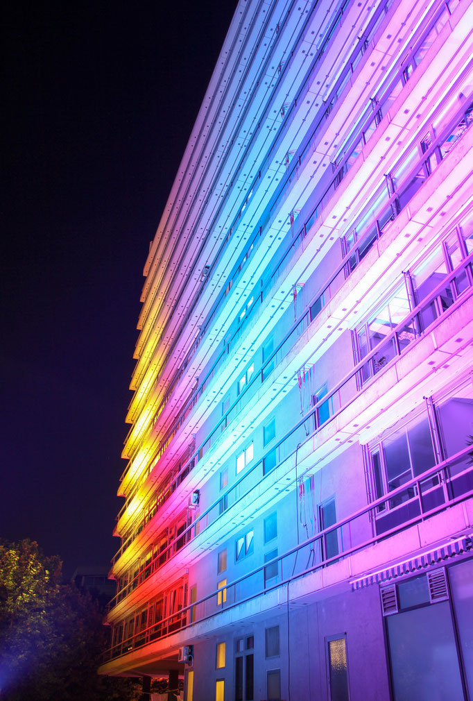 City Nord Lichtfest