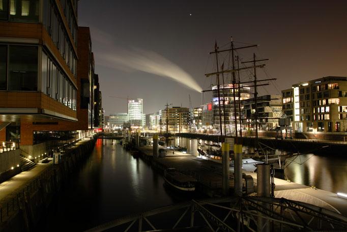 Museumshafen in der HafenCity