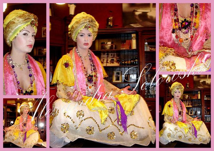 orientalisches Kostüm