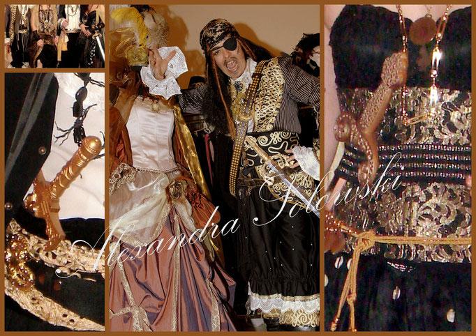 Fluch der Karibik Kostüm Mannheim