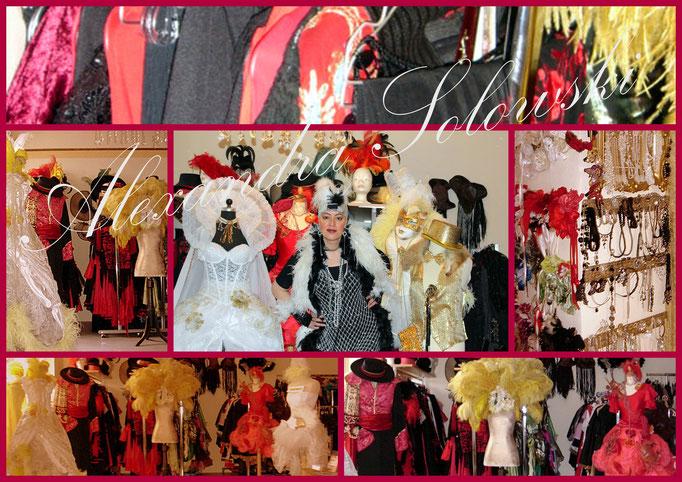 Kostüm-Atelier Solowski Mannheim