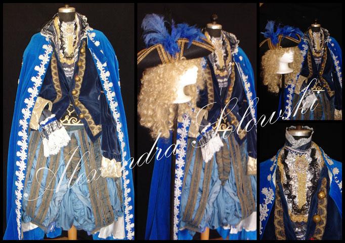 Maskenball Barock Kostüm Damen