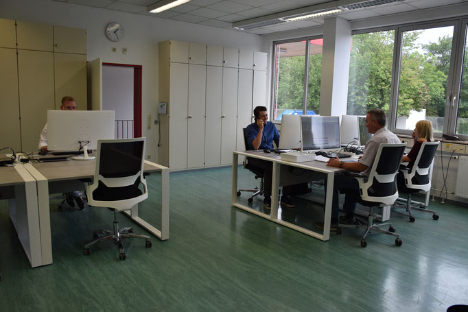 Arbeitsplatz Open Office