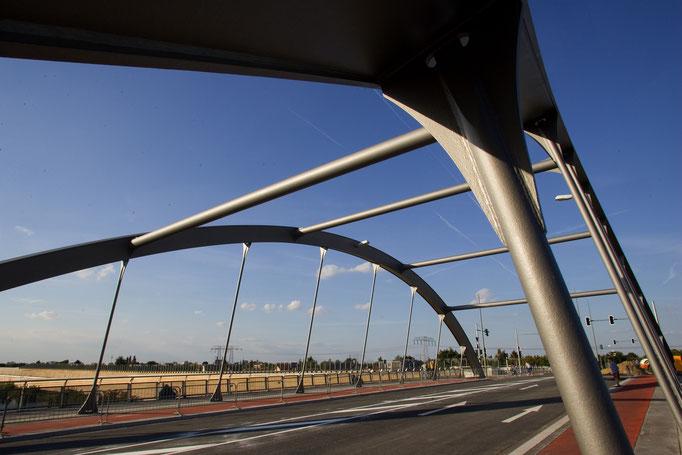 A113 Bogenbrücke Stubenrauchstraße