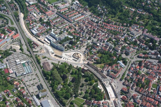 Tunnel Schwäbisch Gmünd