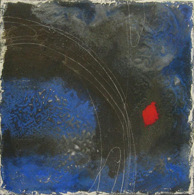 花響--はなゆら S4 岩絵の具 2009