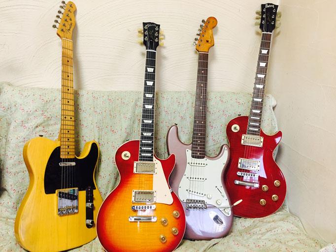 Guitars Shin Ichiro S Web Site