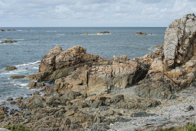 Plougrescant - Landschaft