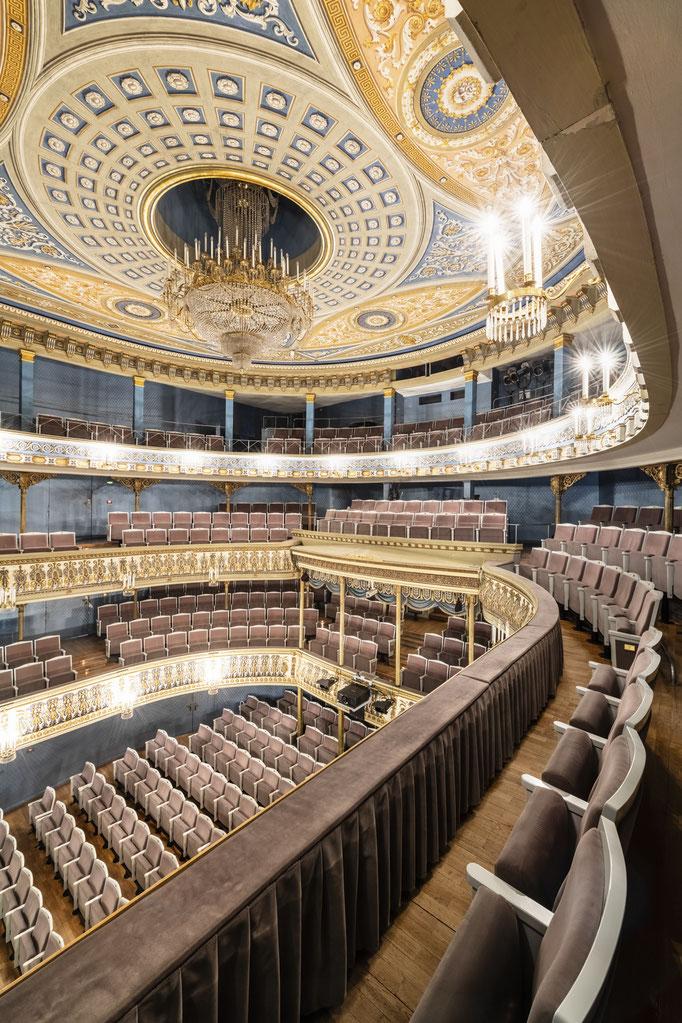 Landestheater Coburg - Zuschauerraum (#21)