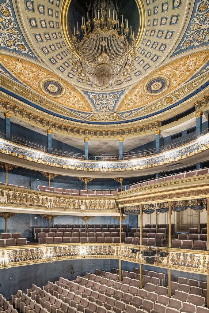 Landestheater Coburg - Zuschauerraum (#19)